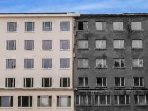 Fassadenarbeiten in Berlin mit Putz oder Fassadenplatten